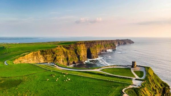 Dingle – Cliffs of Moher – Galway