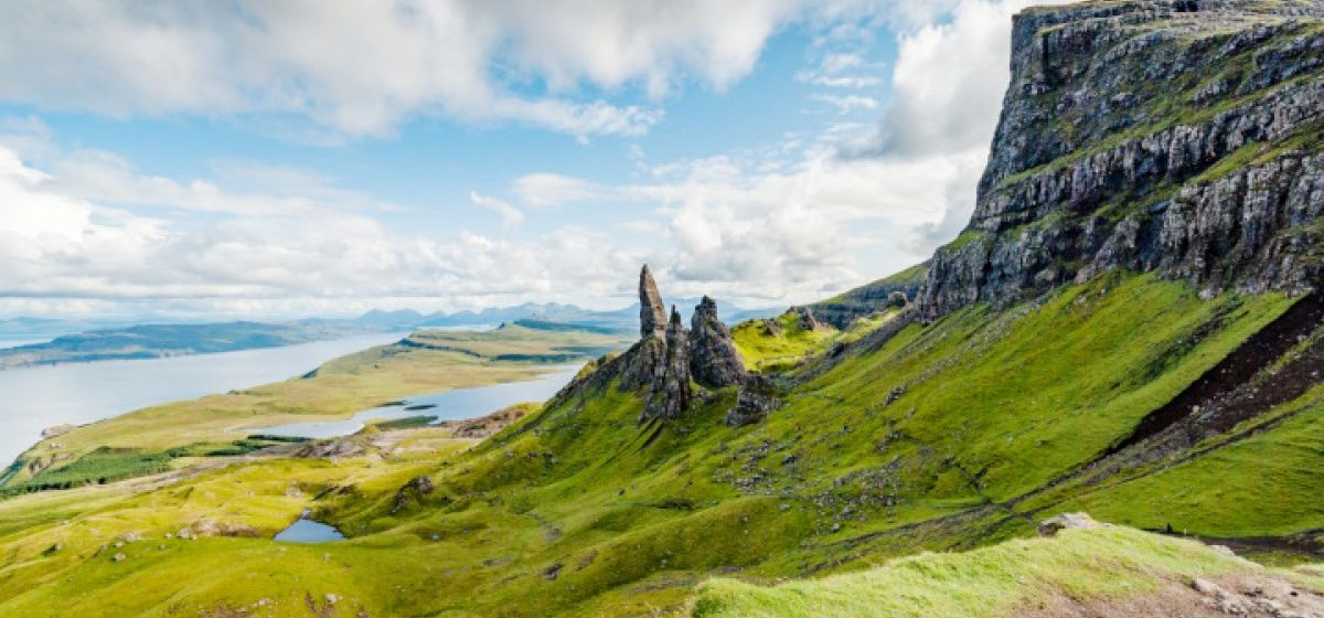Isle of Skye walk