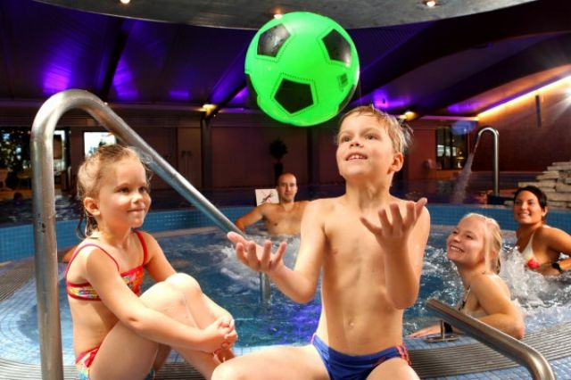 5. Tag: Entspannung in der Spa Water World